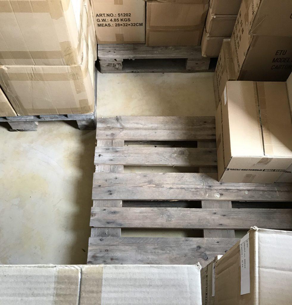 puck Lager Versand Lagerung