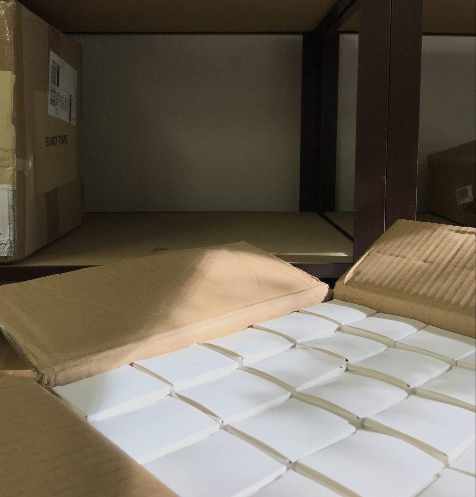 puck warehouse stock shipping
